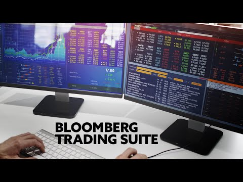 Bloomberg Trading Suite | Newcastle Business School