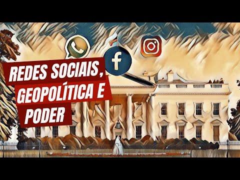 Redes sociais, geopolítica e poder