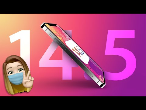 iOS 14.5: sblocco con MASCHERINA 😷 e  …