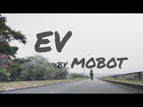 MOBOT EV UL2272 certified family electric scooter
