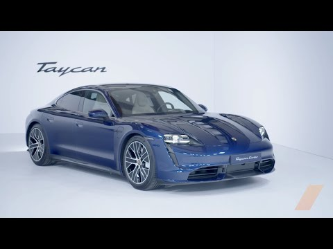 Porsche Taycan Turbo FIRST LOOK