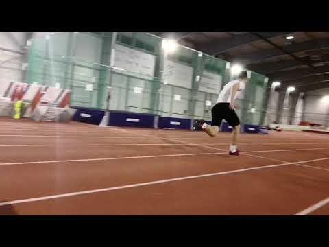Stefan Mihajlov - trening