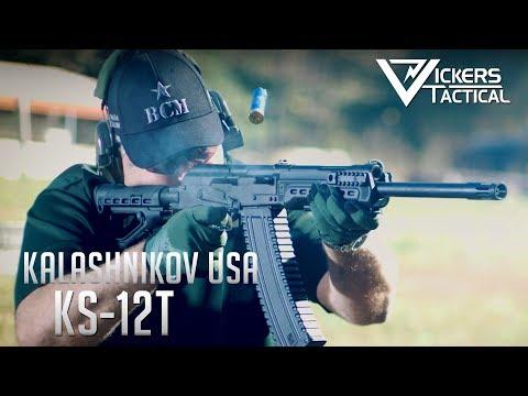 Kalashnikov USA KS-12T 4k