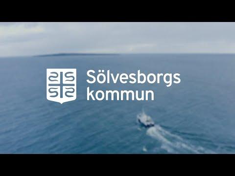 Bostadsområden och lediga villatomter i Sölvesborg