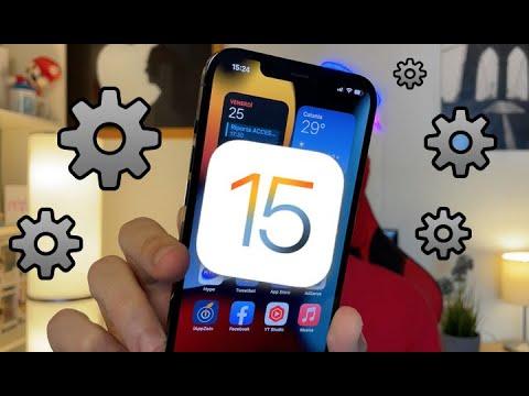 iOS 15: COME PREPARARE iPhone al SUO ARR …