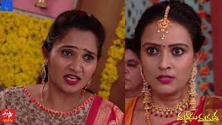Manasu Mamata Serial Promo - 6th October 2020 - Manasu Mamata Telugu Serial - Mallemalatv - MALLEMALATV