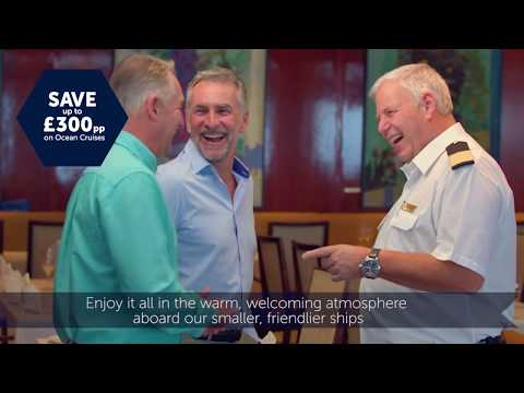 SAVE on Ocean Cruises in Fred. Olsen's Summer Sale