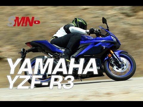 Prueba Yamaha YZF-R3 2019 [FULLHD]