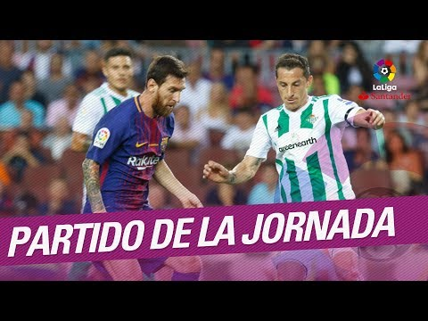 Partido de la Jornada: Real Betis vs FC Barcelona