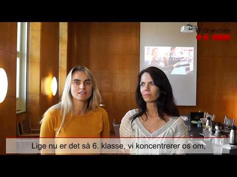 Coding Class i Købehavns og Odense Kommune