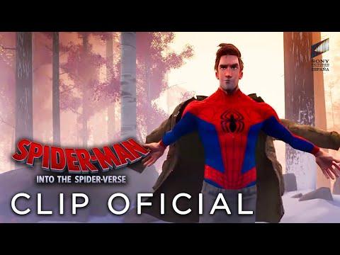"""SPIDER-MAN: UN NUEVO UNIVERSO. ¿Cuántos Spideys hay"""" En cines 21 de diciembre"""
