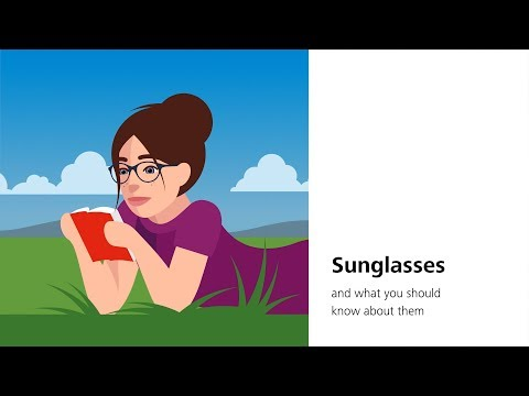 UV Radiation: Protection through Sunglasses