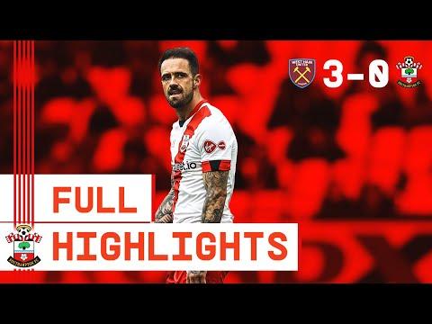 HIGHLIGHTS: West Ham United 3-0 Southampton | Premier League