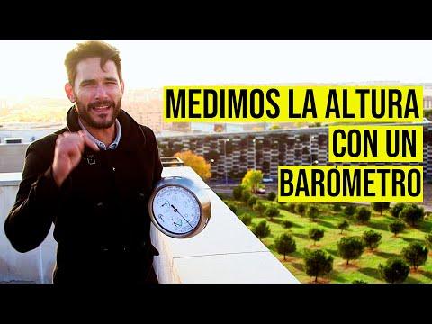 5 formas locas de medir la altura de un edificio ¡CON UN BARÓMETRO! | EXPERIMENTOS