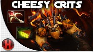 Dota 2 Cheesy Crits