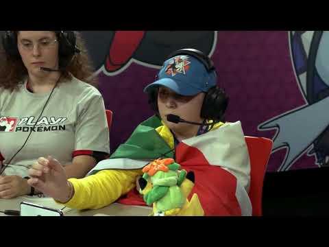 connectYoutube - 2018 Pokémon Oceania International Championships: VG Junior Finals