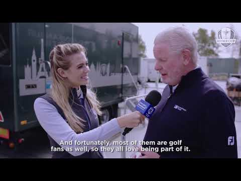 Access All Areas at The Ryder Cup : Episode #10 - The Media Tour