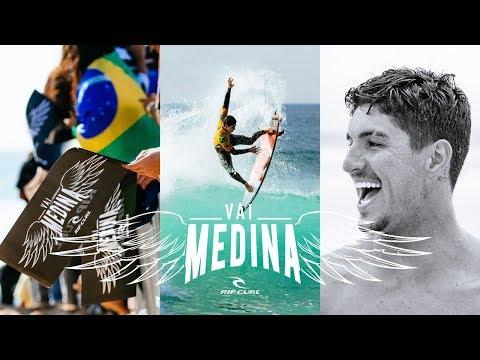 Vai Medina ? The Race Continues | 2018 Rip Curl Pro Portugal