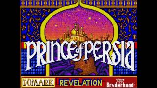 VGM Hall Of Fame: Prince of Persia - Title Music (SAM Coupe)