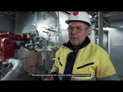 ROCKWOOL vähentää CO2-päästöjään Pohjoismaissa 70%!