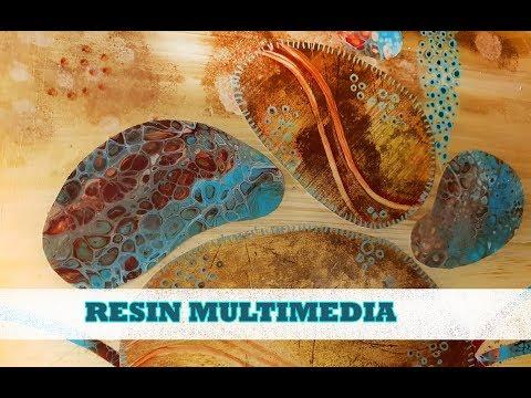 ( 731 ) Resin Multi media