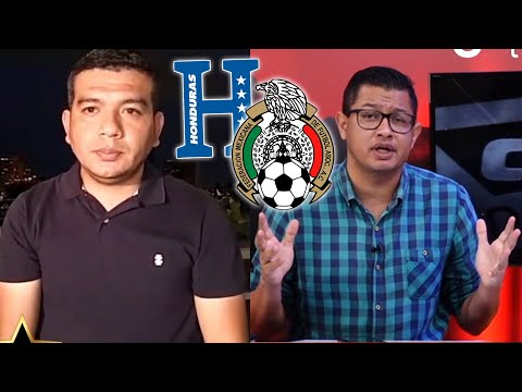 ¿Cómo debe encarar Honduras el partido ante México   ANÁLISIS