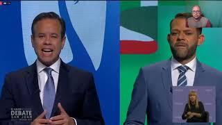 El gran debate candidatos alcaldia de San Juan.