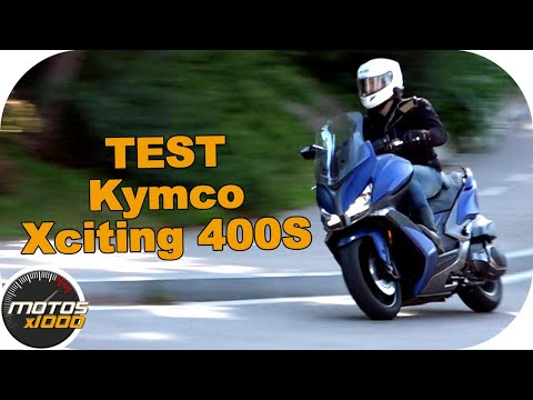 Test Kymco Xciting S 400 | Motosx1000: