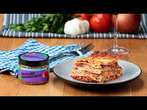 How To Make A Savory 3-Cheese Lasagna ?Tasty