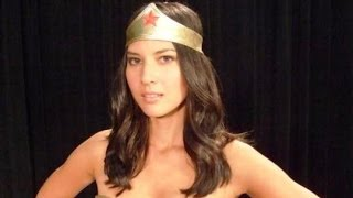 Olivia Munn on the Demise of G4 - WonderCon 2014