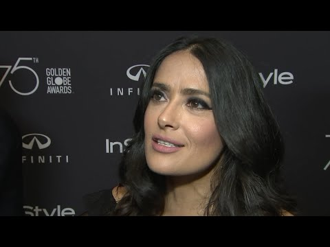 Salma Hayek, Armie Hammer and other celebs talk holidays