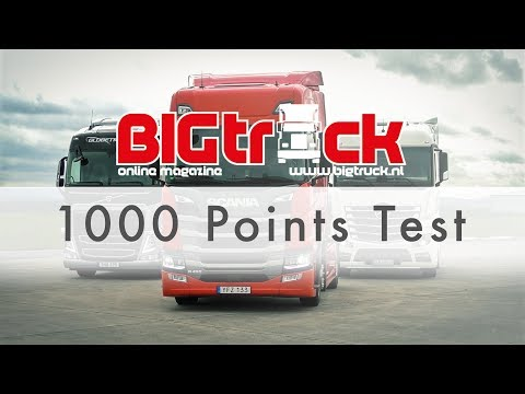 1000 points test 2018