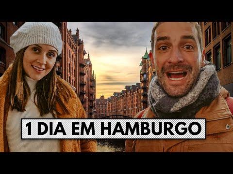 HAMBURGO EM 1 DIA | Travel and Share Viajando pela Alemanha