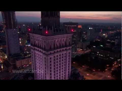 Polska z lotu ptaka