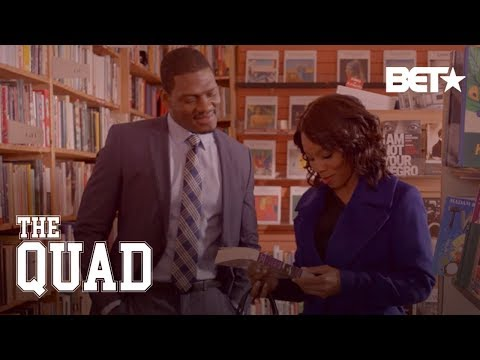 Dr. Fletcher Shows Signs Of Being A Snake Toward Her Bae | The Quad