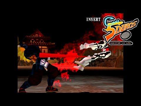 """[BIS] STREET FIGHTER EX 2 (GARUDA) - """"CON 5 DUROS"""" Episodio 244 (1cc) (CTR)"""