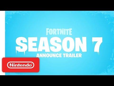 Fortnite Season 7 on Nintendo Switch - Take to the Skies!