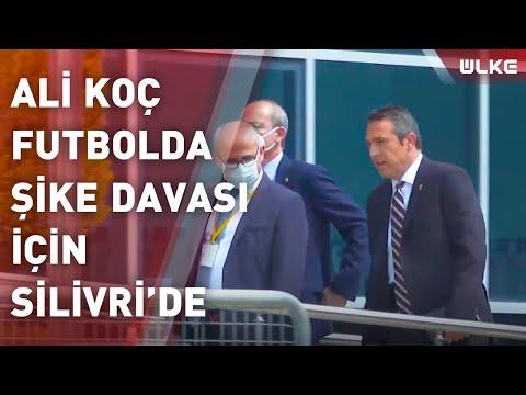 Ali Koç ve yöneticiler, Futbolda Sözde Şike Davası için Silivri'de