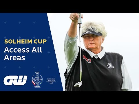 The Vice Captains Break Down the Closing Holes | Solheim Cup 2019: Access All Areas | Golfing World