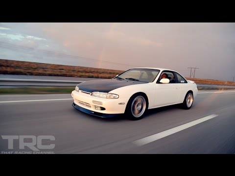 "950+HP Nissan KA-T 240sx "" The Ugly Duckling"""