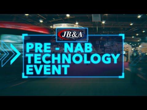 JB&A NAB Pre Show Official Trailer
