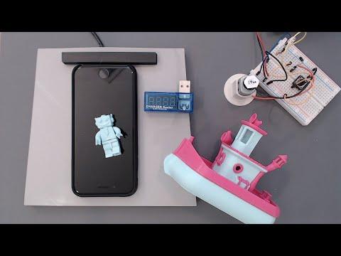 3D Hangouts – Flexible Wireless Charging