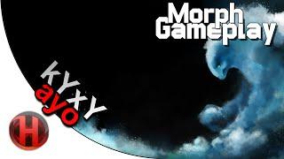 Dota 2 - Morph Gameplay | kyxy & ayo