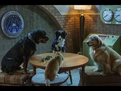 Como perros y gatos: La patrulla unida - Trailer español (HD)