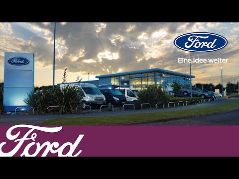 So fügen Sie einen Ford Partner in der FordPass App hinzu | Ford Austria