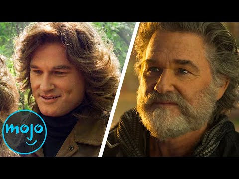 Top 10 Best De-Aging Scenes in Movies