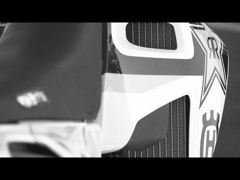 Jason Anderson's Rockstar Energy Racing Husqvarna FC 450 Rockstar Edition | TransWorld Motocross