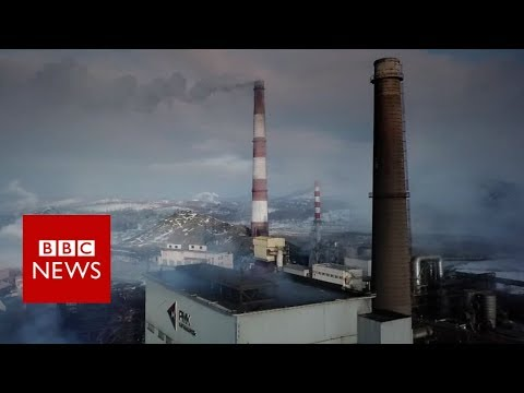 connectYoutube - Russia election: Keeping faith in Putin despite poverty - BBC News