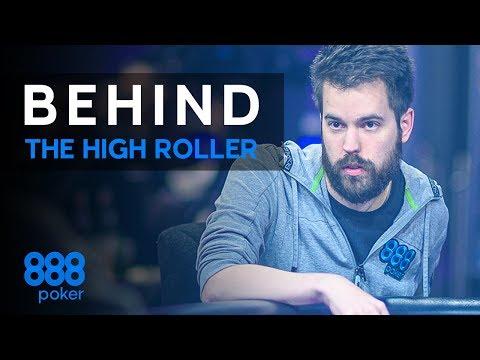 Behind the High Roller | Dominik Nitsche