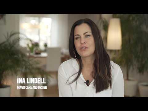 Anna berättar om sin e-handelsresa med cakedesign.se